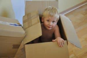 Voici quelques conseils utiles pour déménager avec des enfants sans traumatisme
