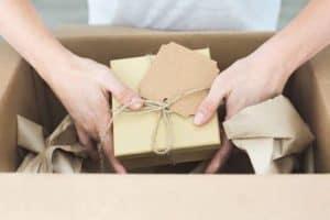 Emballage pour le déménagement