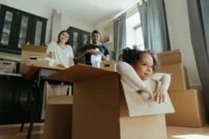 Pendant le déménagement, prenez tout le temps nécessaire pour rassembler vos affaires