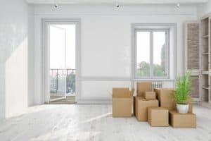 Les services de déménagement de l'entreprise