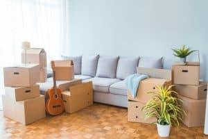 Ce qu'on peut profiter d'un professionnel du déménagement