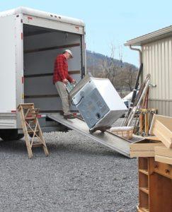 Quelles sont les différentes actions d'une entreprise de déménagement?