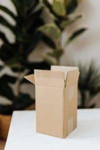 Livraison des emballages spécifiques par notre compagnie