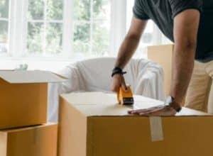 Assurez la préparation de votre déménagement
