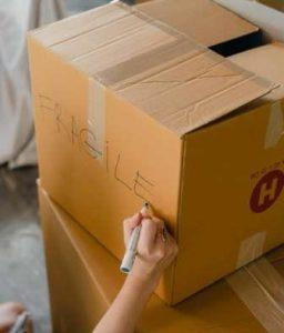 L'empaquetage de vos biens et meubles sera effectué avec l'usage de bons équipements